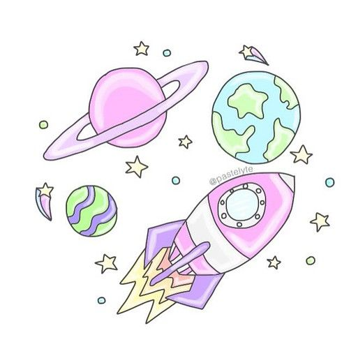Overlay and image overlays. Planets clipart transparent tumblr