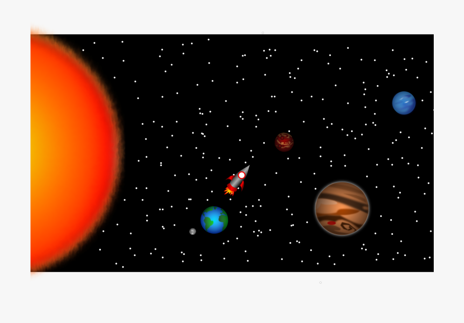 Outer space cliparts cartoons. Planet clipart universe