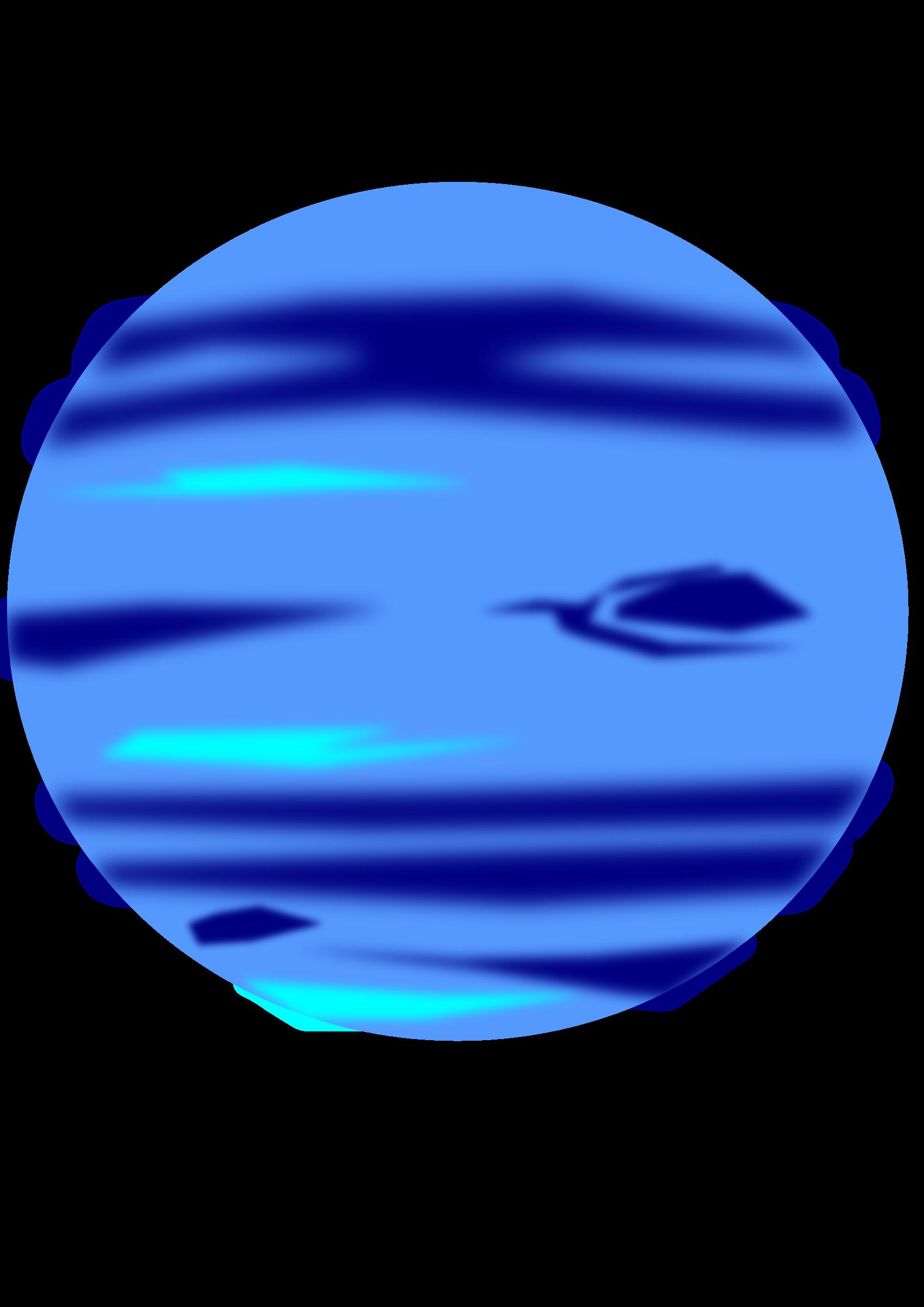Planeten clipart uranus. My planet big image