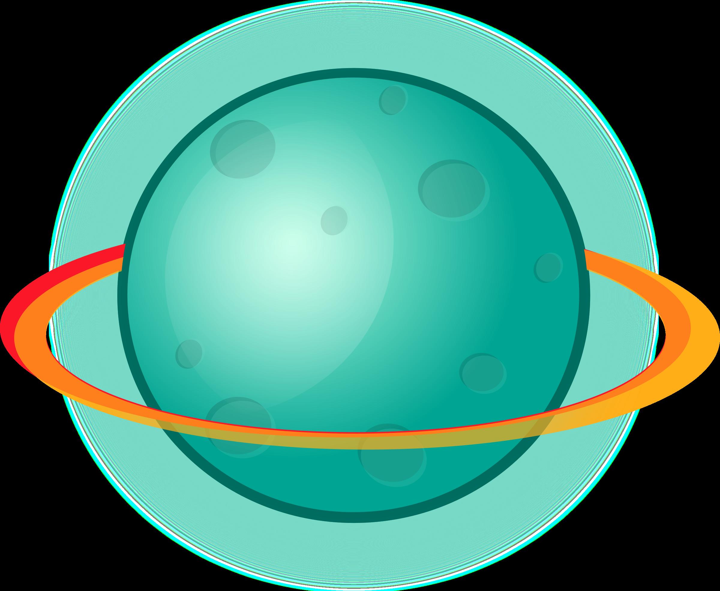 Planeten clipart uranus. Saturn planet free download
