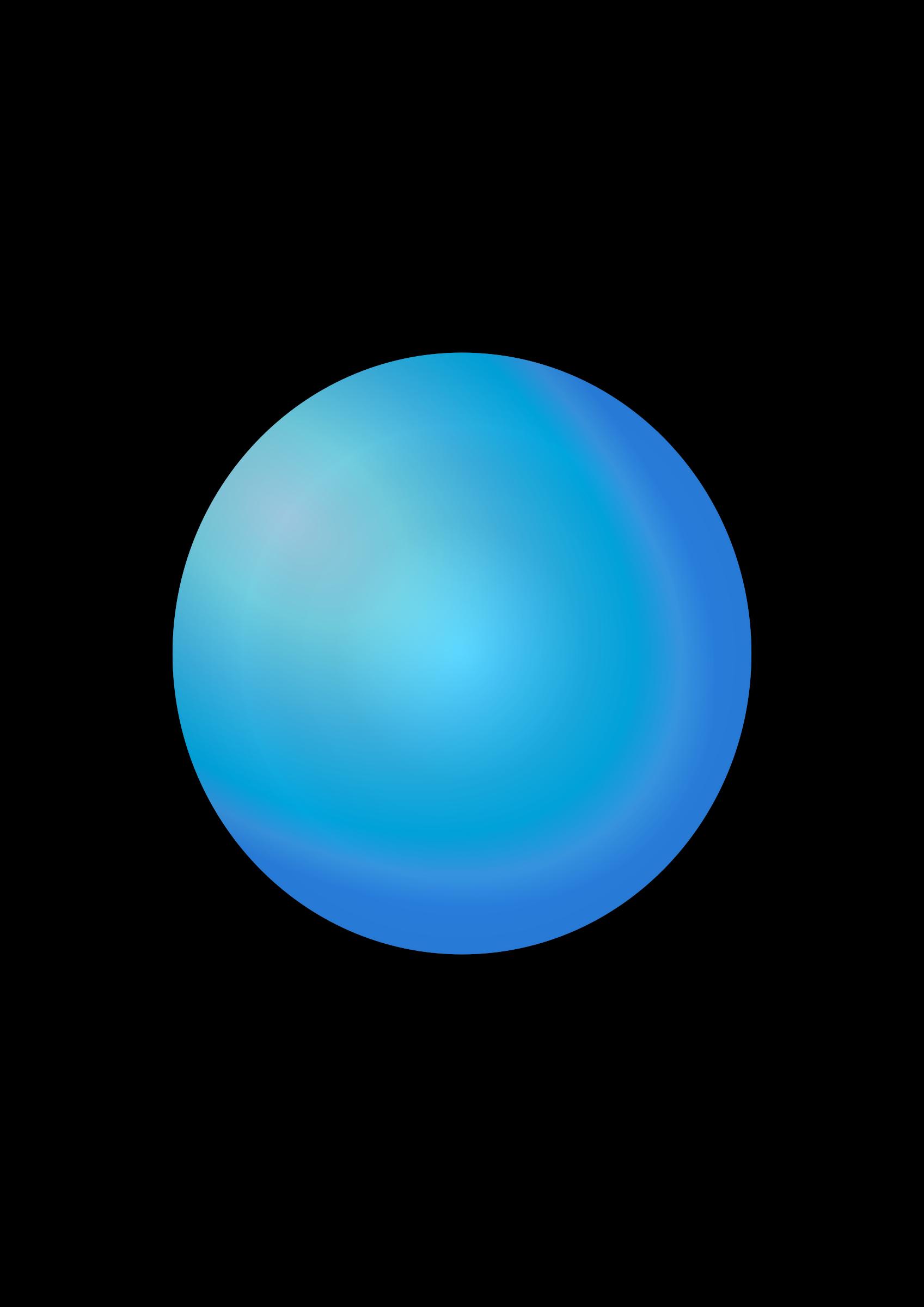 My planet big image. Planeten clipart uranus