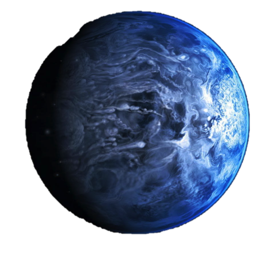 Planets clipart individual. On another planet