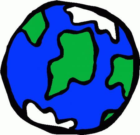 Admin page planet. Planeten clipart
