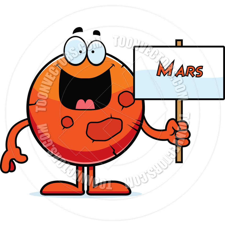 Planeten clipart animated. Mars free download best