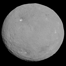 Asteroid wikipedia . Planeten clipart ceres planet