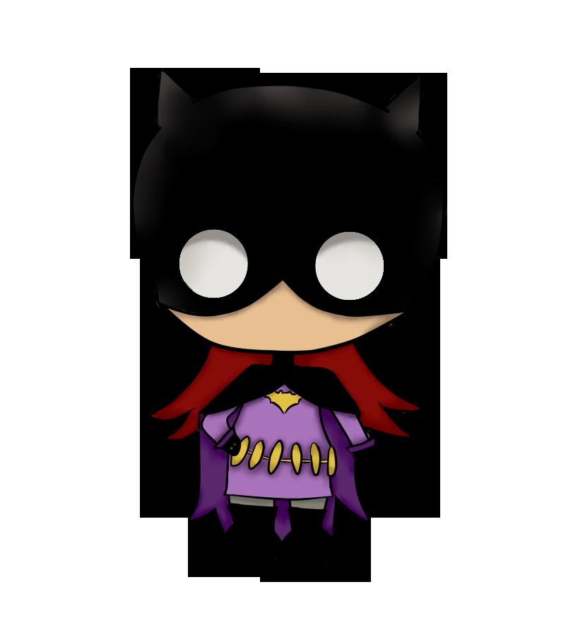 Batgirl chibis pinterest. Planeten clipart chibi