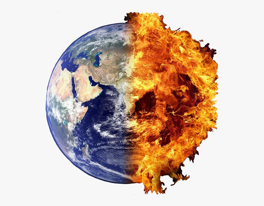 Planeten clipart earth half. Fire cliparts
