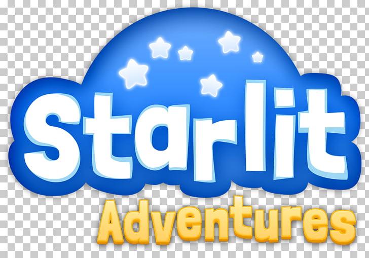 Starlit adventures logo organizaci. Planeten clipart el espacio