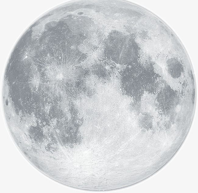 Planet png transparent . Planeten clipart full moon