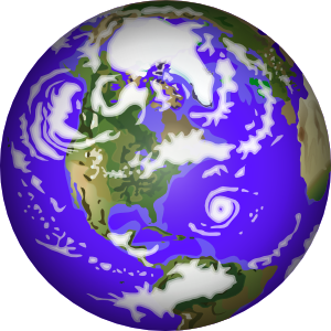 Planeten clipart geography. Planet earth clip art
