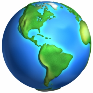 Free earth png images. Planeten clipart green planet