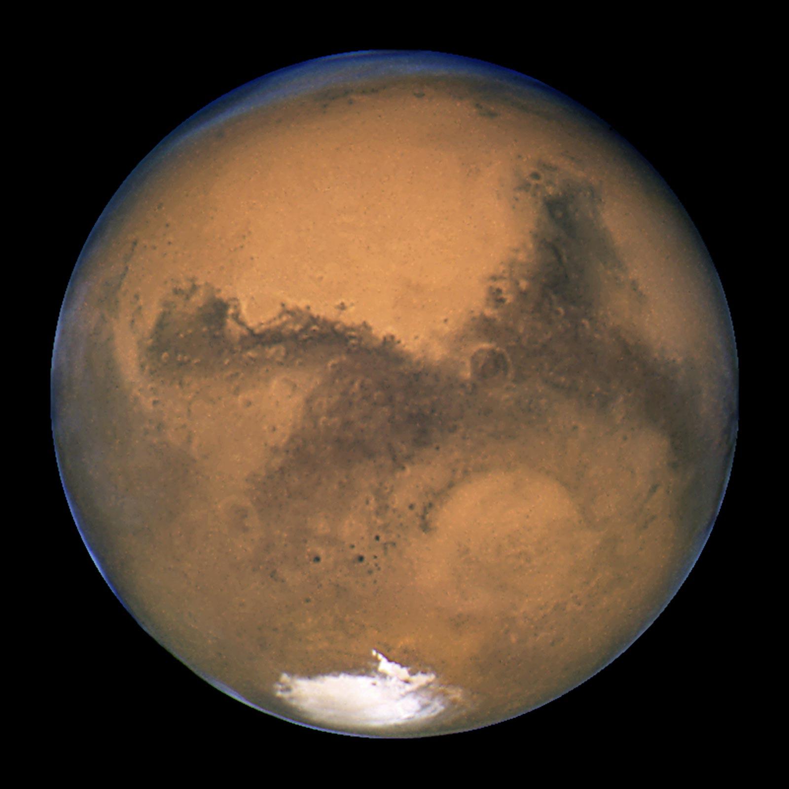 Planeten clipart half world. Overview mars nasa solar