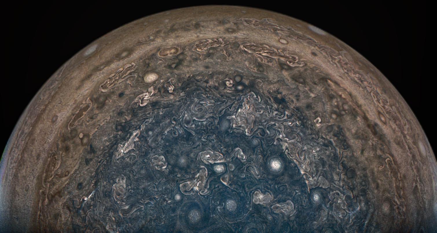 Overview jupiter nasa solar. Planeten clipart half world