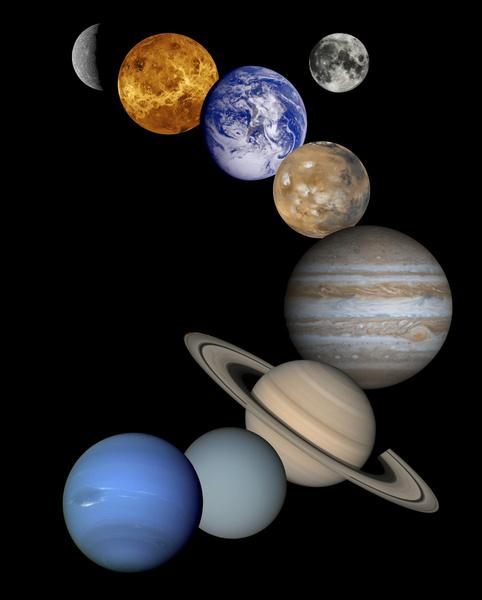 Planeten clipart inner planet. In ons zonnestelsel nasa