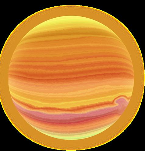 Planet orange google zoeken. Planeten clipart jupiter