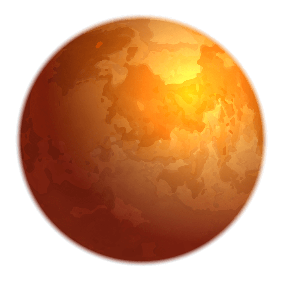 Planeten clipart mercury. Spaceflight mission verkehrshaus luzern
