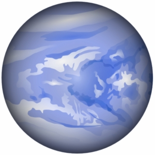 Planeten clipart outer space. Earth planet neptune atmosphere