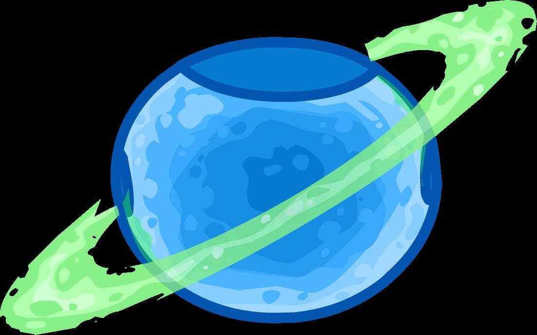 Planet costume club penguin. Planeten clipart paper
