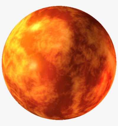 Planeten clipart red moon. Png dlpng com