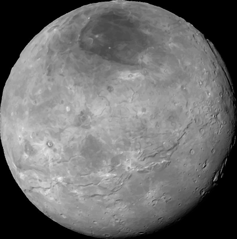 Planeten clipart solar sytem. Planet pluto pictures posters