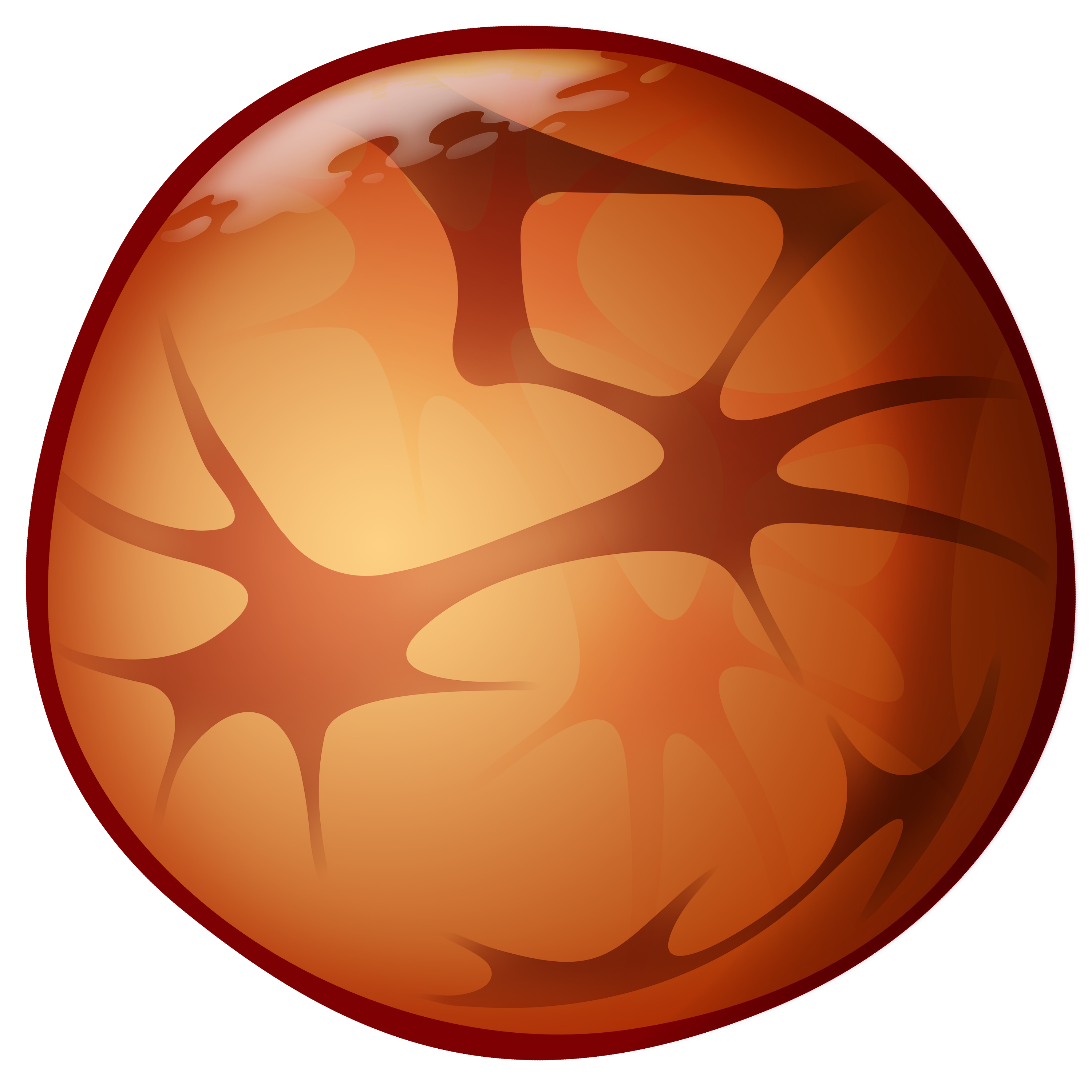 Mars png vbs galactic. Planeten clipart starveyors