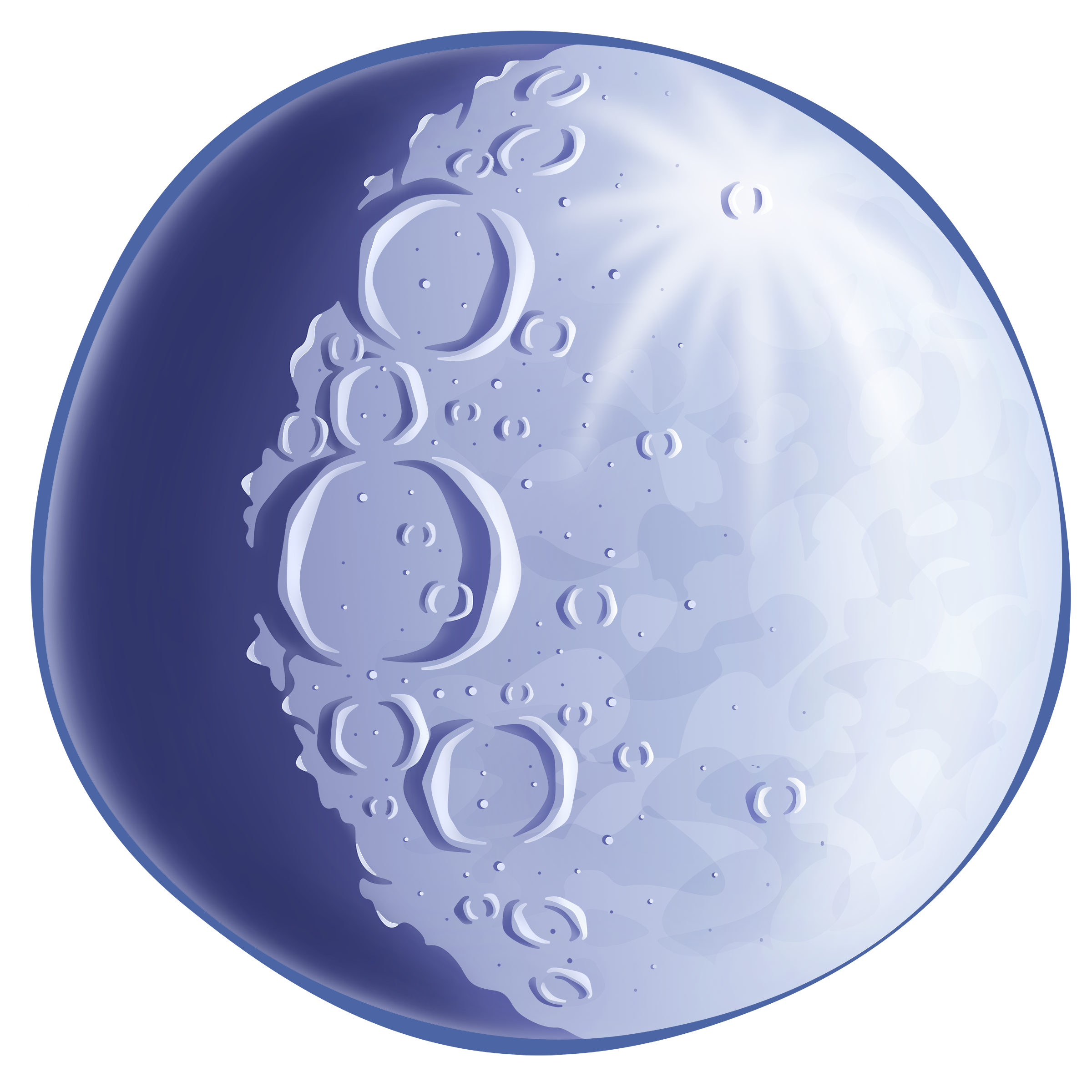 Planeten clipart starveyors. Moon png vbs galactic