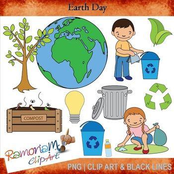 Earth day clip art. Planeten clipart teacher
