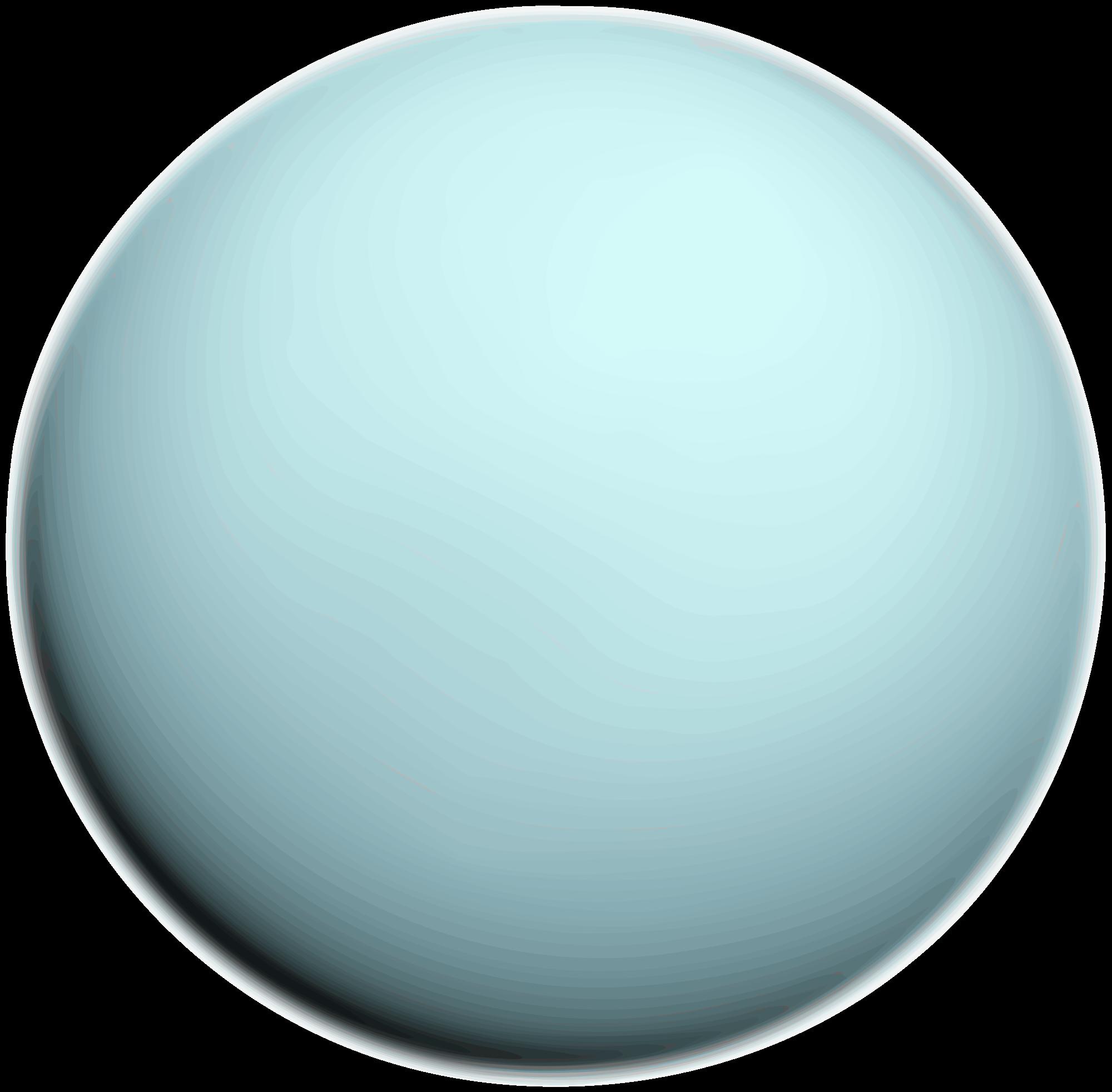 Planeten clipart uranus. File by merlin svg