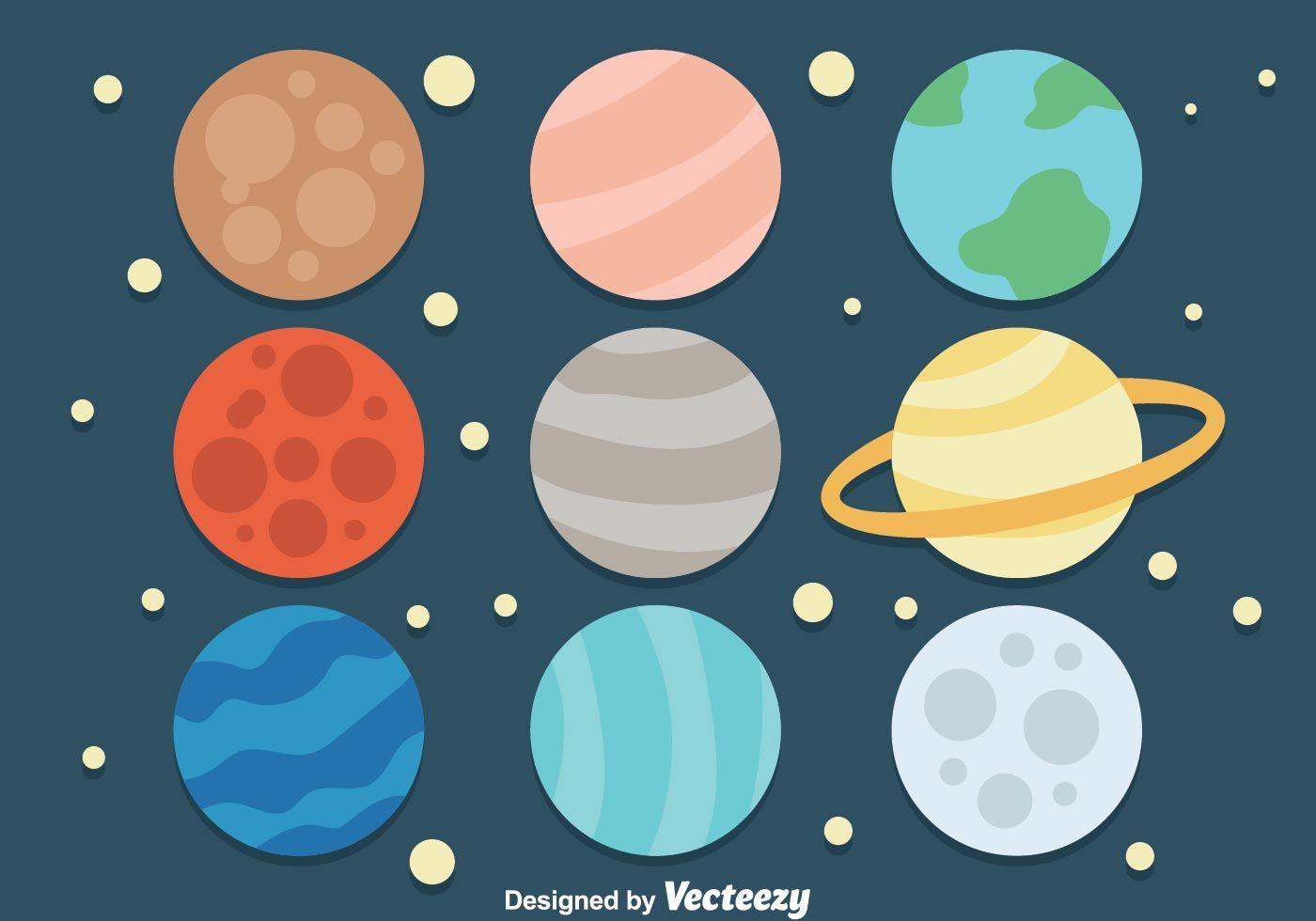 Planeten clipart vector. Pin on classroom stuff