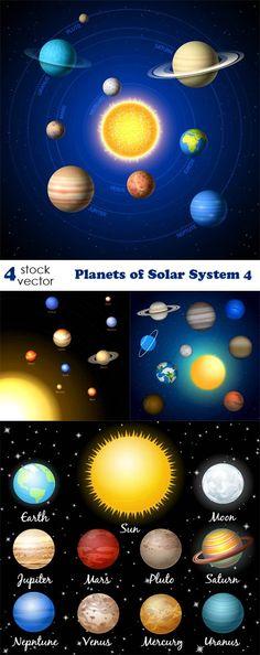 Planeten clipart vector.  best planets images