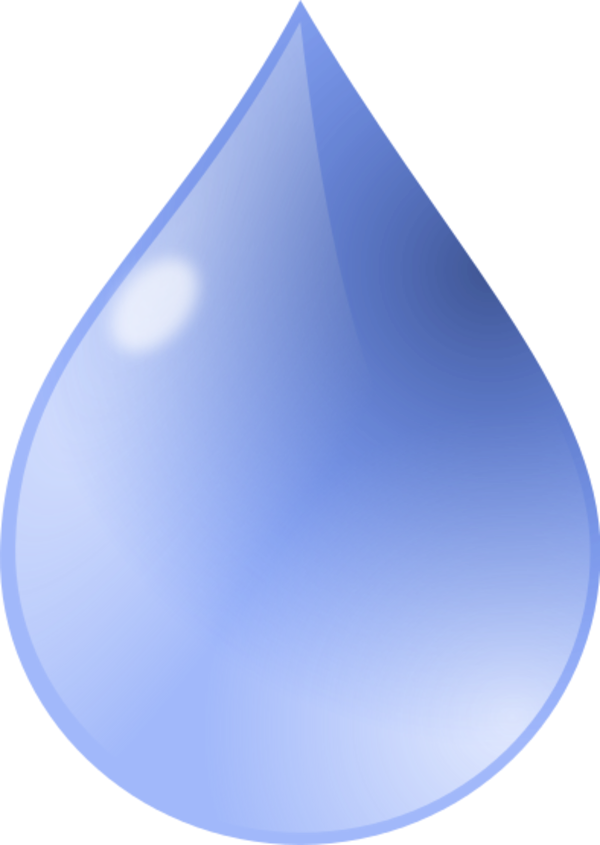 Planeten clipart vector. Water drop clip art