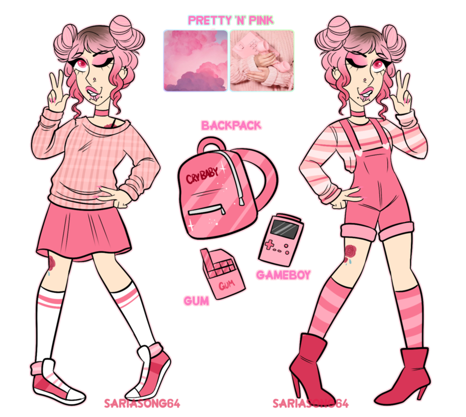 Revealed pretty n pink. Planets clipart aesthetic
