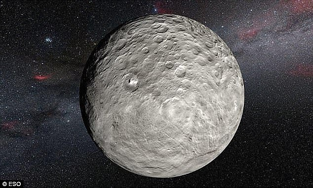 Planets clipart ceres planet. Earth s nearest dwarf