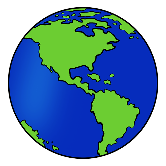 Free planet download clip. Planets clipart earth half