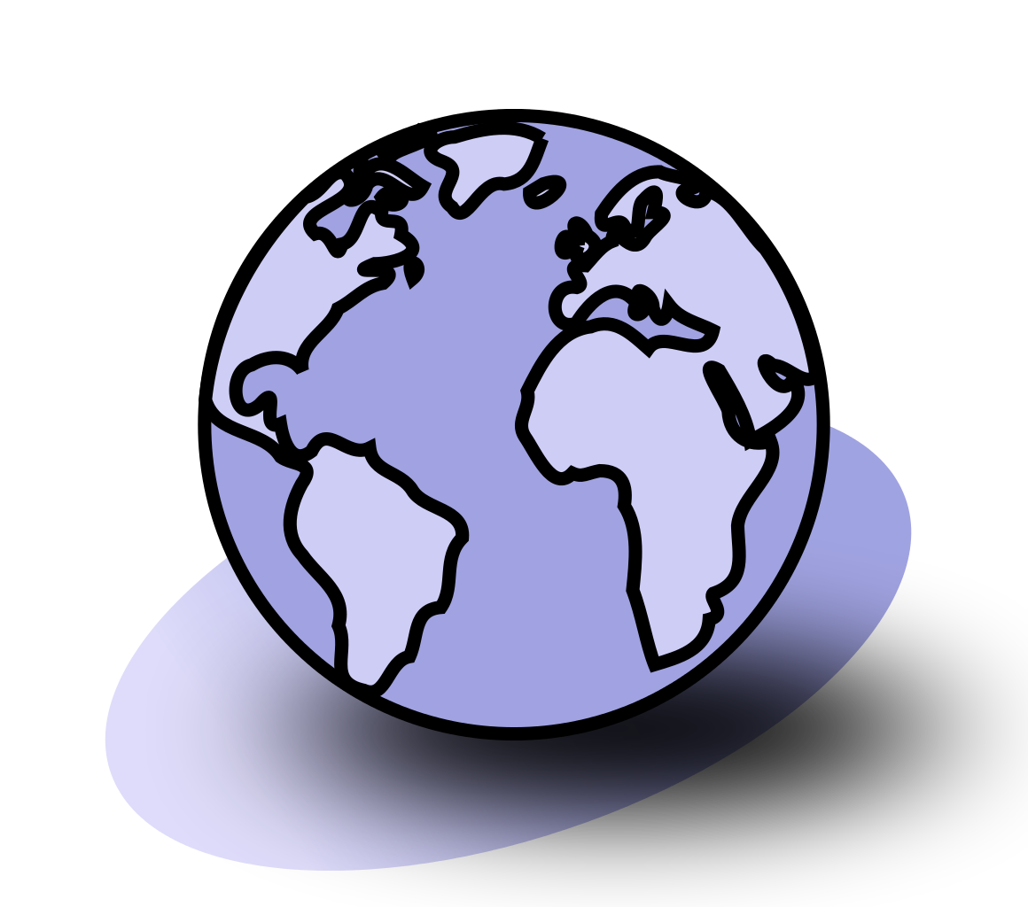 File purple icon svg. Planets clipart geography