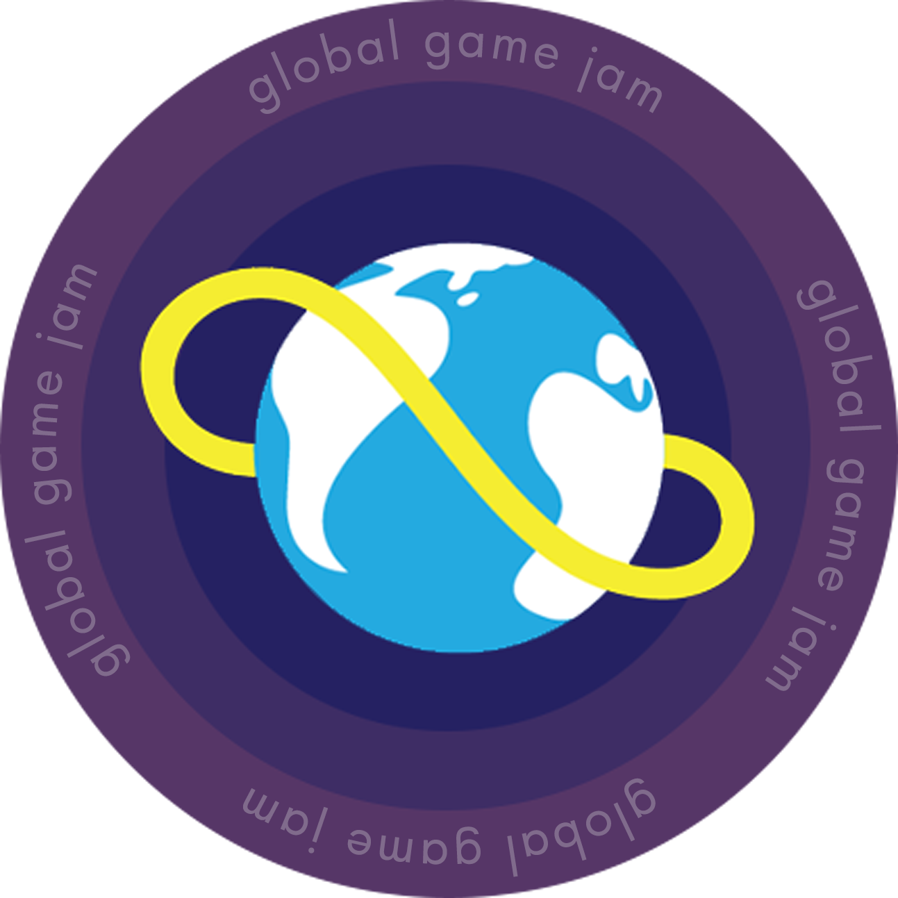 Planets clipart individual. Green global game jam