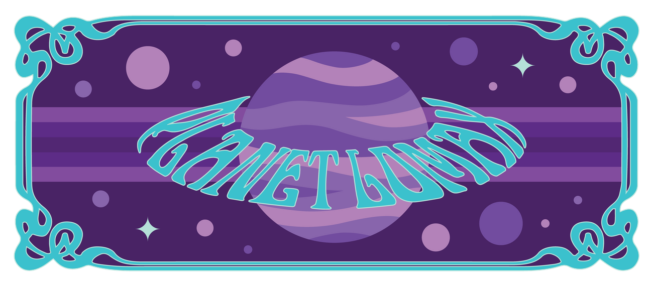 Home planet lomax . Planets clipart purple