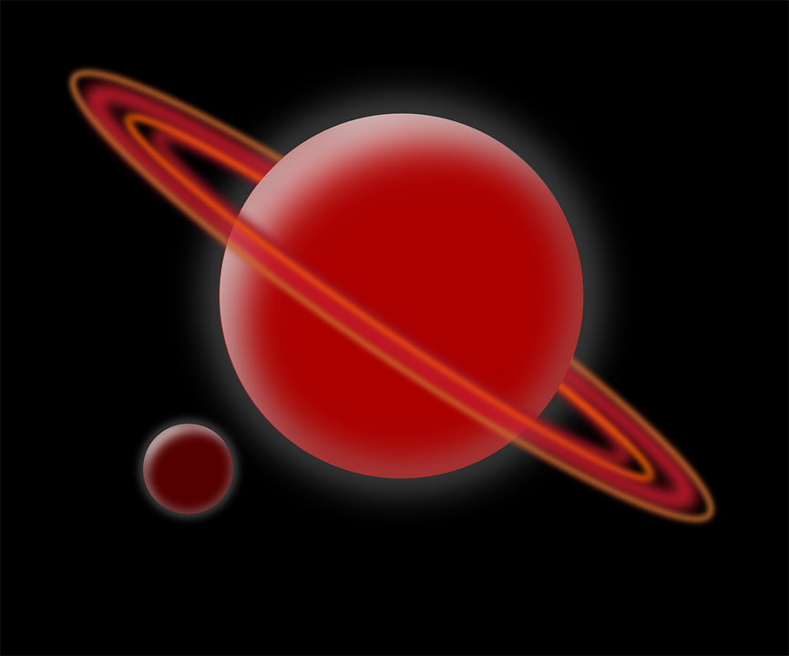 X free clip art. Planets clipart red planet