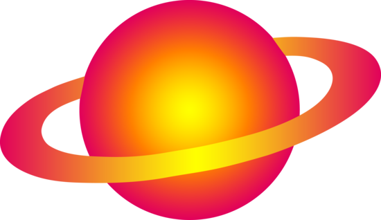 Planets clipart ringed planet. Free clip art of