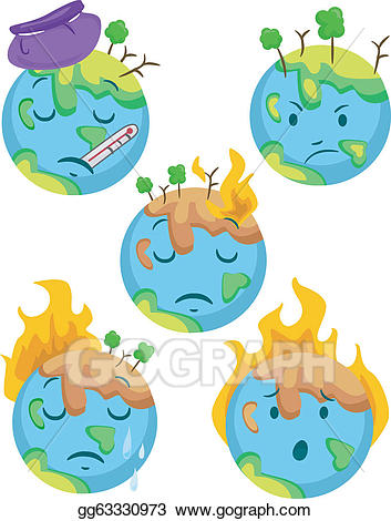 Planets clipart sick. Vector illustration planet icons
