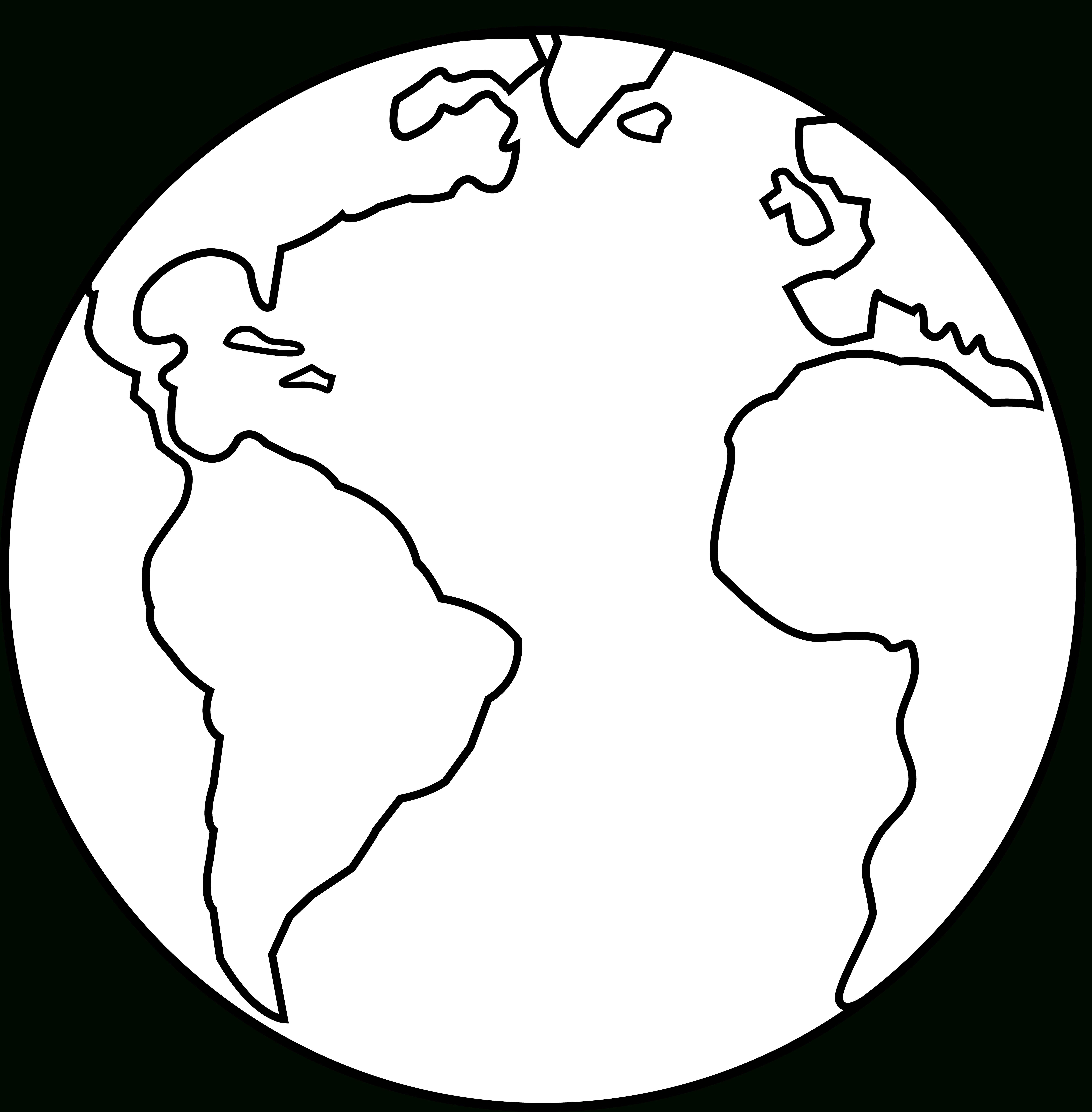 Planets clipart simple. Drawing of earth planet