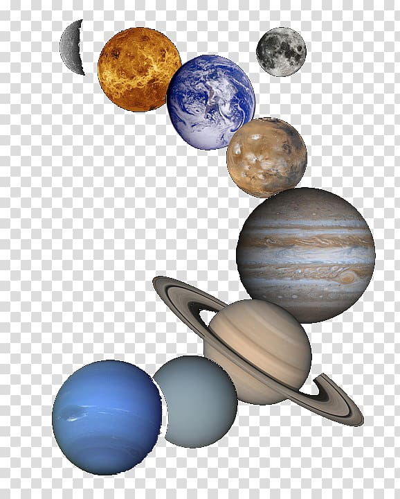 Planet clipart transparent background. Planets art earth solar