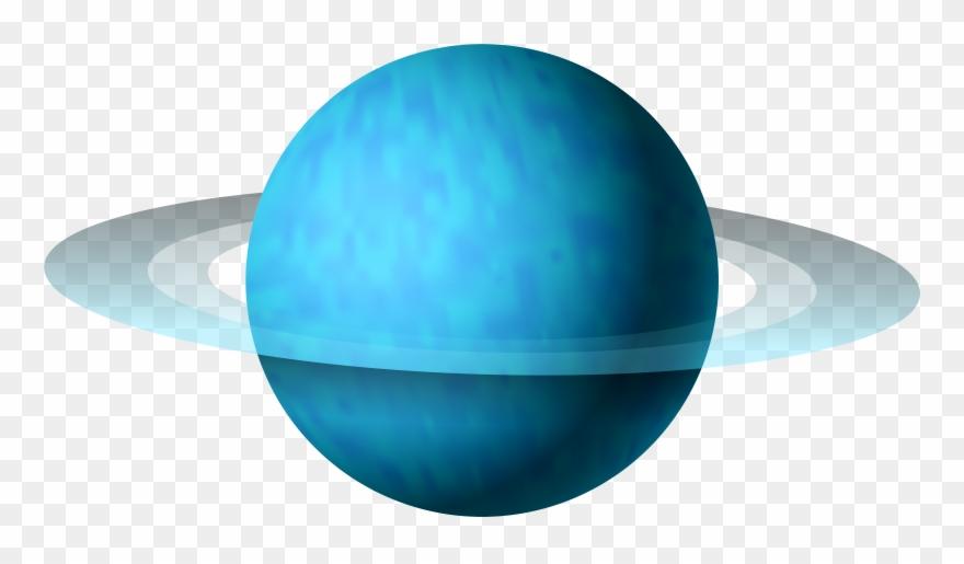Png clip art transparent. Planets clipart uranus