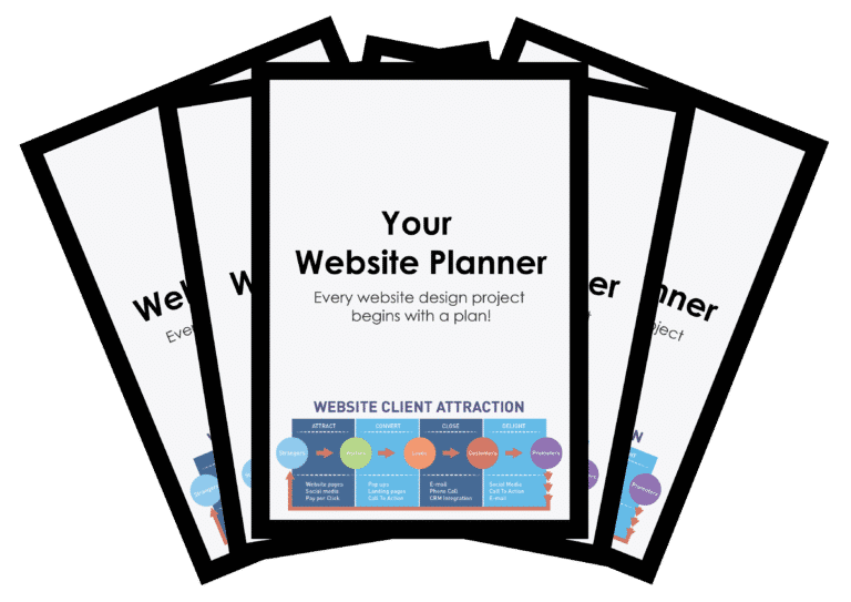 Website planner digital brand. Schedule clipart session plan