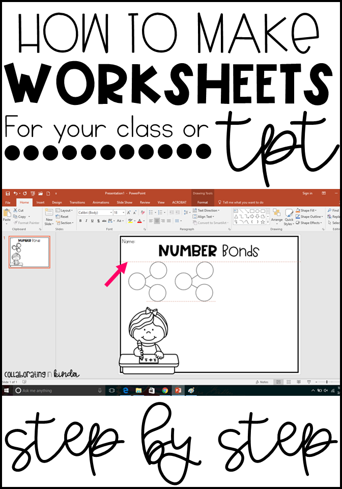 Step by tutorial for. Planner clipart activity sheet