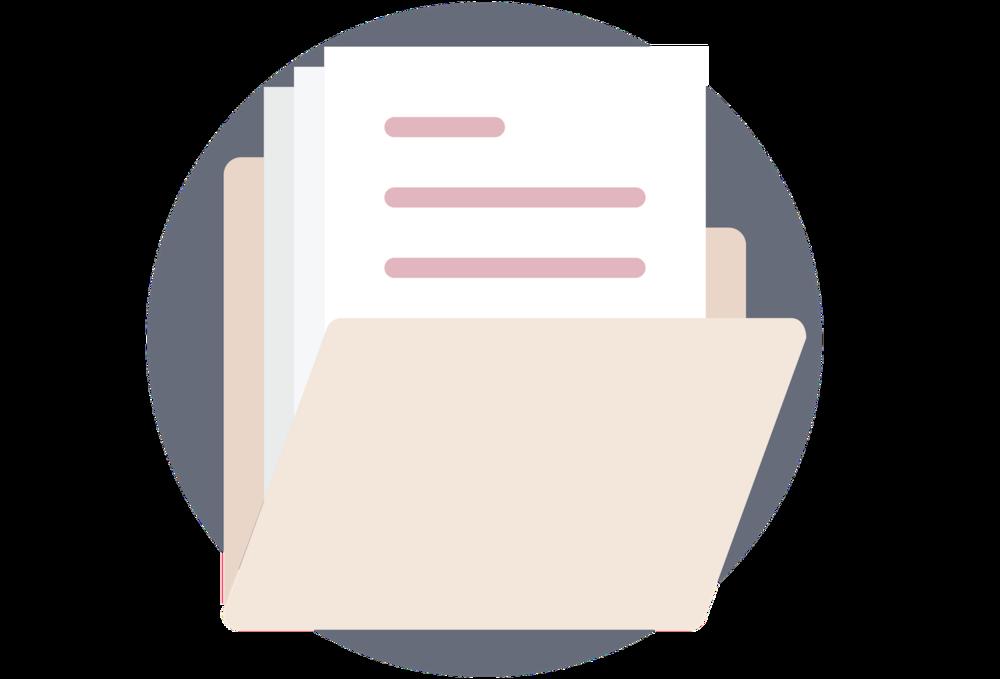 Planner clipart course content. Transparent png free