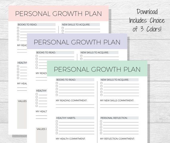 Planner clipart individual development plan. Pin on products