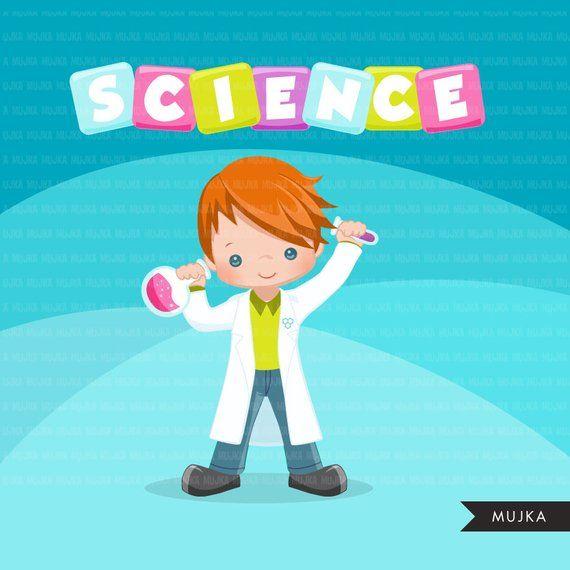 Science school elements scientist. Planner clipart lab notebook