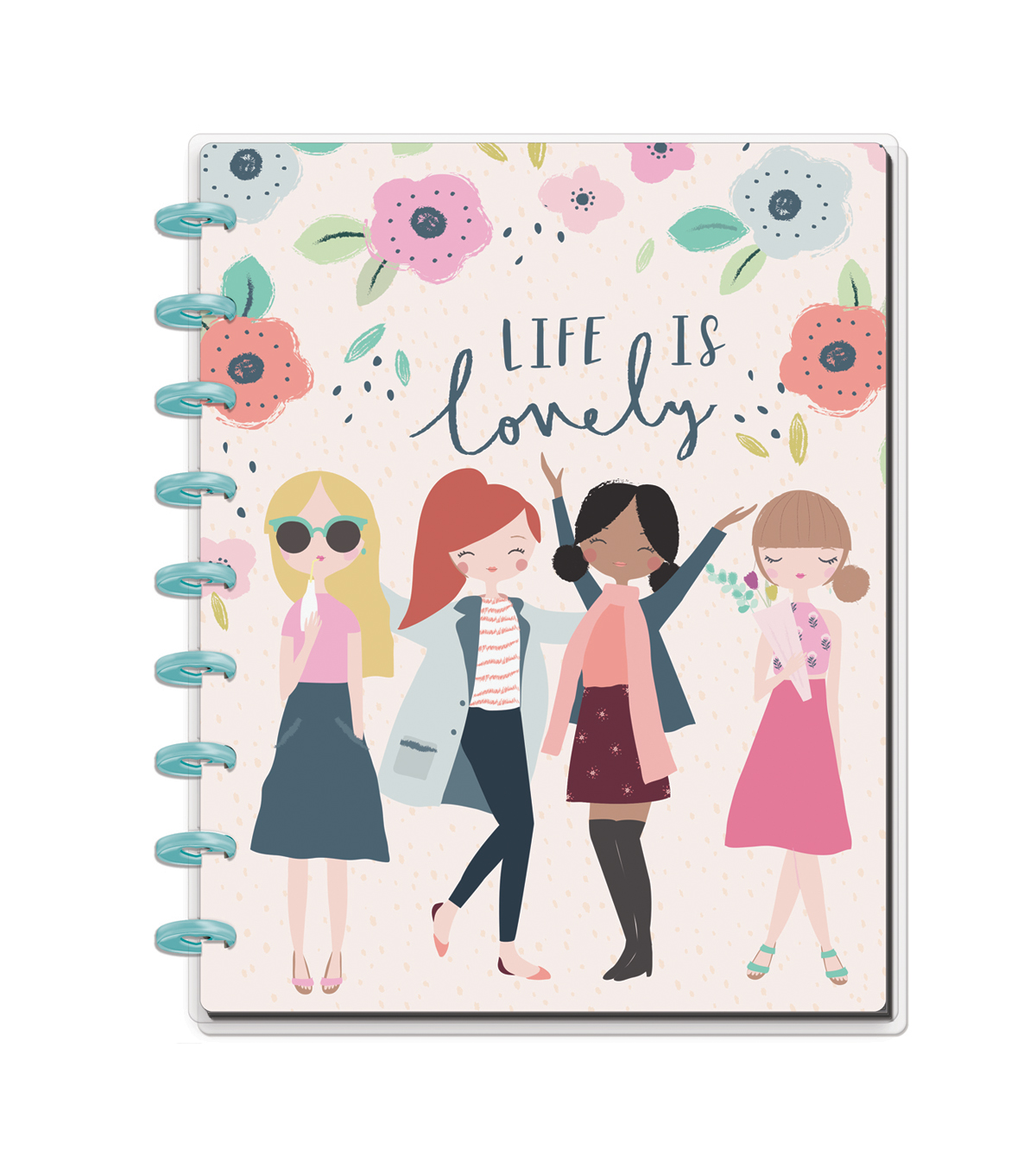 Planner clipart lab notebook. The happy notes sheet