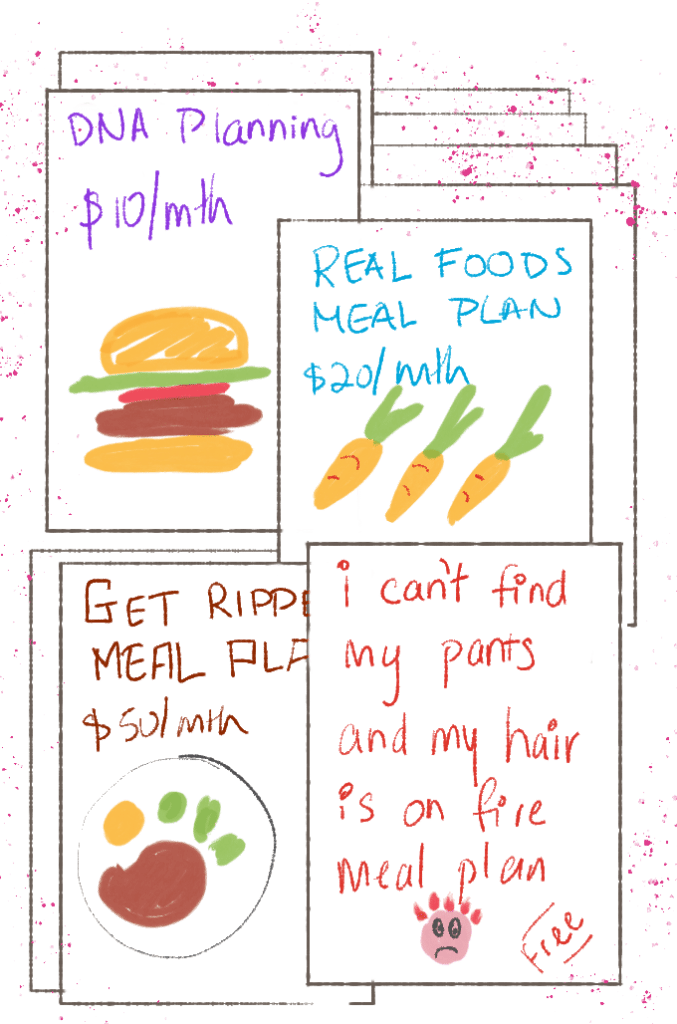 Planner clipart meal plan. Why planners on the